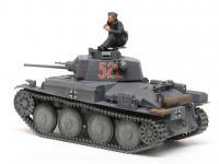 German Light Tank Panzerkampfwagen 38(t) Ausf.E/F (Vista 11)