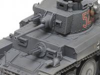 German Light Tank Panzerkampfwagen 38(t) Ausf.E/F (Vista 13)