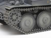German Light Tank Panzerkampfwagen 38(t) Ausf.E/F (Vista 14)