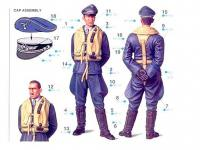 Piloto Aleman de la Luftwaffe (Vista 6)
