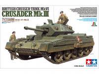 Tanque Británico Crusader Mk.III (Vista 7)
