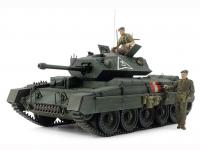 Tanque Británico Crusader Mk.III (Vista 8)