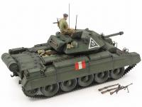 Tanque Británico Crusader Mk.III (Vista 9)