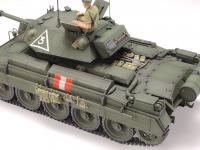 Tanque Británico Crusader Mk.III (Vista 11)