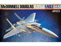 McDonnell Douglas F-15J Eagle JASDF (Vista 3)