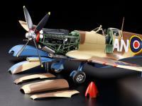 Supermarine Spitfire Mk.VIII  (Vista 15)