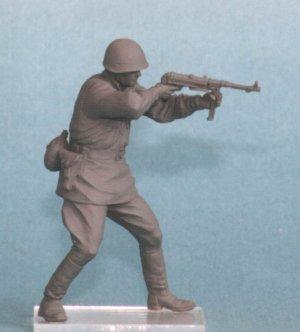 Oficial Infanteria Sovietica  1942  (Vista 2)