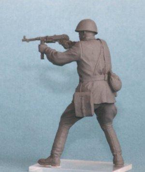 Oficial Infanteria Sovietica  1942  (Vista 3)