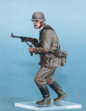 German infantryman #2.Stalingrad 1942.On  (Vista 2)
