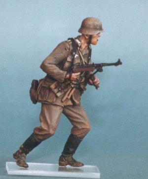 German infantryman #2.Stalingrad 1942.On  (Vista 3)