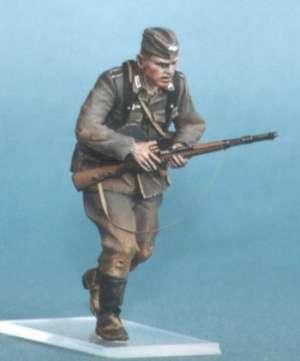 German infantryman #3.Stalingrad 1942.On  (Vista 1)