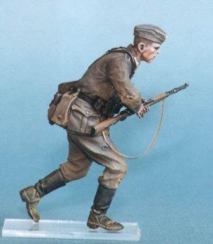 German infantryman #3.Stalingrad 1942.On  (Vista 2)