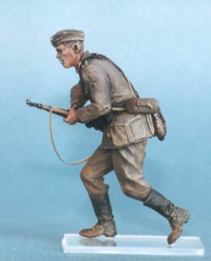 German infantryman #3.Stalingrad 1942.On  (Vista 3)