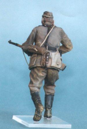 German infantryman #3.Stalingrad 1942.On  (Vista 4)
