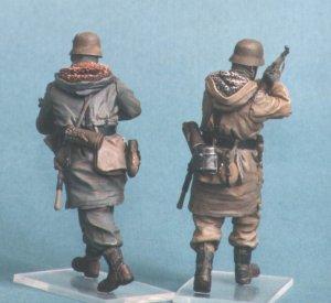 German infantry SS.Kharkow,winter 1943.T  (Vista 2)