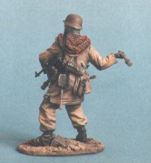 Infanteria Alemana SS.  (Vista 1)