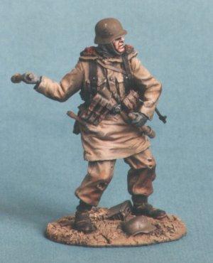 Infanteria Alemana SS.  (Vista 2)
