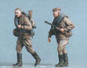 Infanteria Sovietica. Kursk 1943.  (Vista 1)