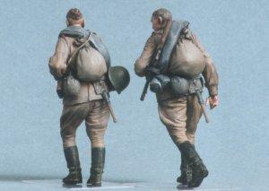 Infanteria Sovietica. Kursk 1943.  (Vista 3)