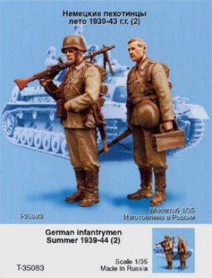 Infanteria Alemana. Verano 1939-44  (Vista 1)