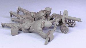 Soldados Navales Sovieticos  (Vista 4)