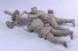Soldados Navales Sovieticos  (Vista 5)