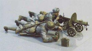 Infantería soviética   (Vista 1)