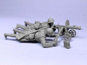 Infantería soviética   (Vista 2)