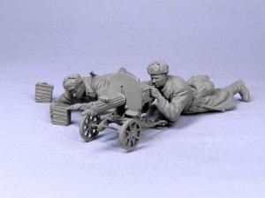 Infantería soviética   (Vista 4)