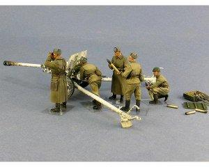 Soviet artillery crew II Winter 1941-43  (Vista 2)