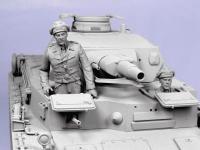 Tanquistas Alemanes. Verano  1941-43. (Vista 12)