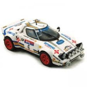 Lancia Stratos No.6 Rothmans RACE 1981  (Vista 1)