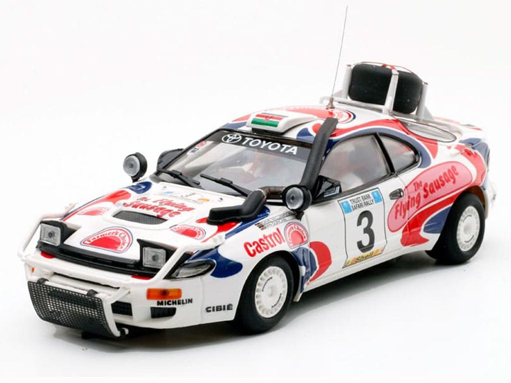 Toyota Celica ST4 ST-185 - Safari 1994  (Vista 1)
