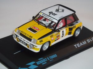 Renault 5 Turbo 1 Montecarlo 1981 - Ref.: TEAM-11801