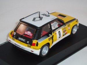 Renault 5 Turbo 1 Montecarlo 1981  (Vista 2)