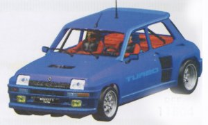 Renault 5 Turbo 1 - Ref.: TEAM-11804