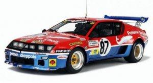Renault Alpine A310 V6 GTP 24Hr Le Mans   (Vista 1)