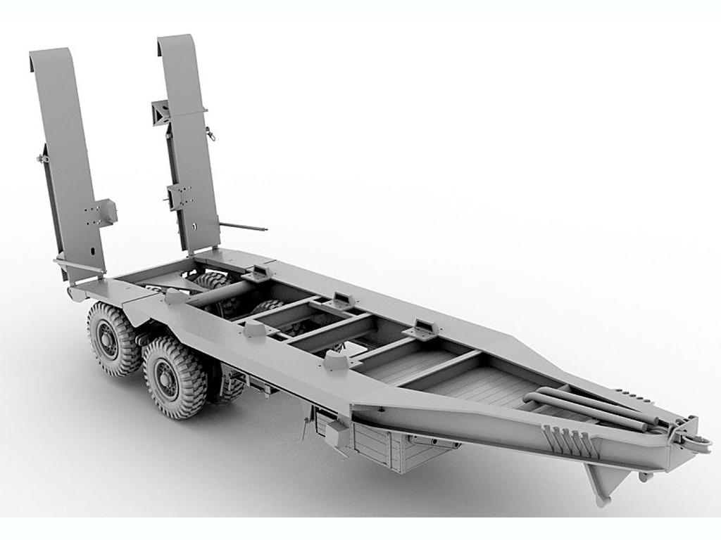 Scammel Pioneer TRMU30/TRCU30  Tank Tran  (Vista 10)