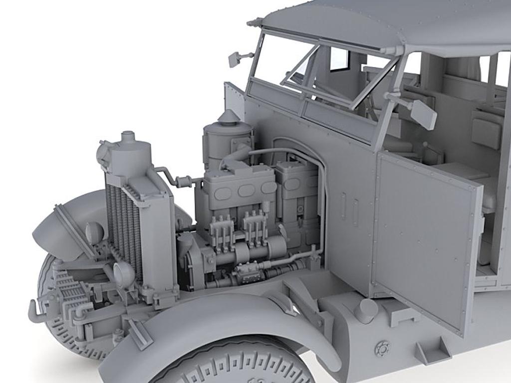Scammel Pioneer TRMU30/TRCU30  Tank Tran  (Vista 12)