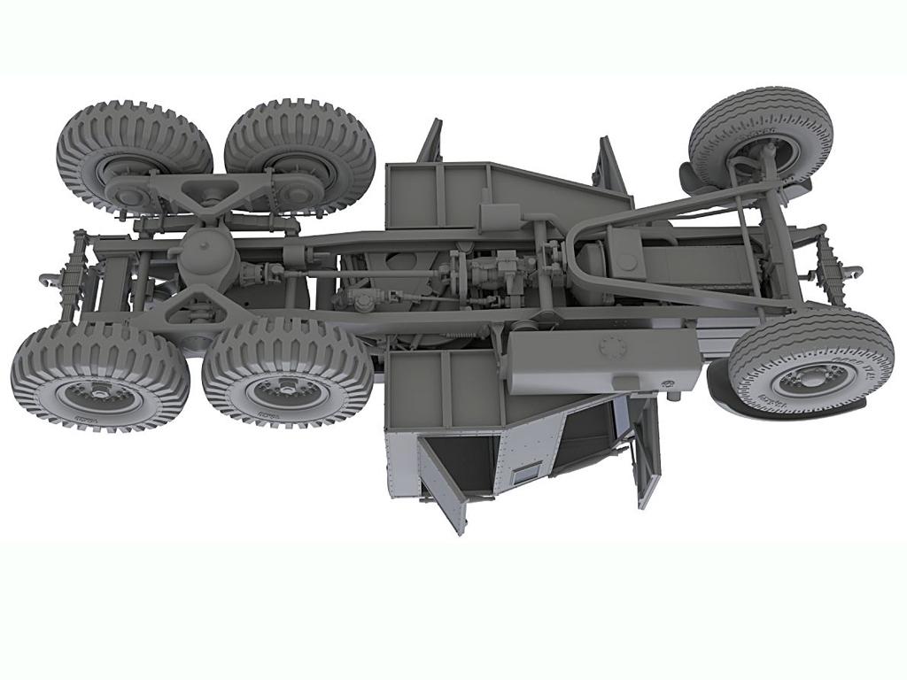Scammel Pioneer TRMU30/TRCU30  Tank Tran  (Vista 14)