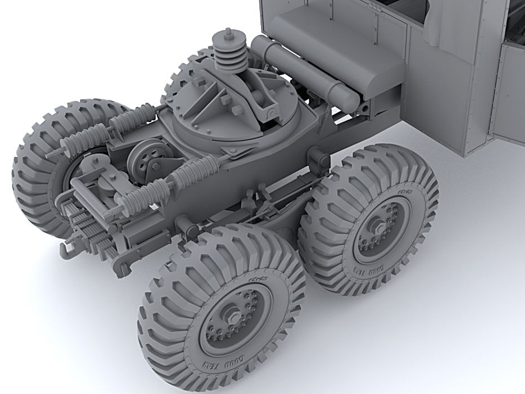 Scammel Pioneer TRMU30/TRCU30  Tank Tran  (Vista 15)