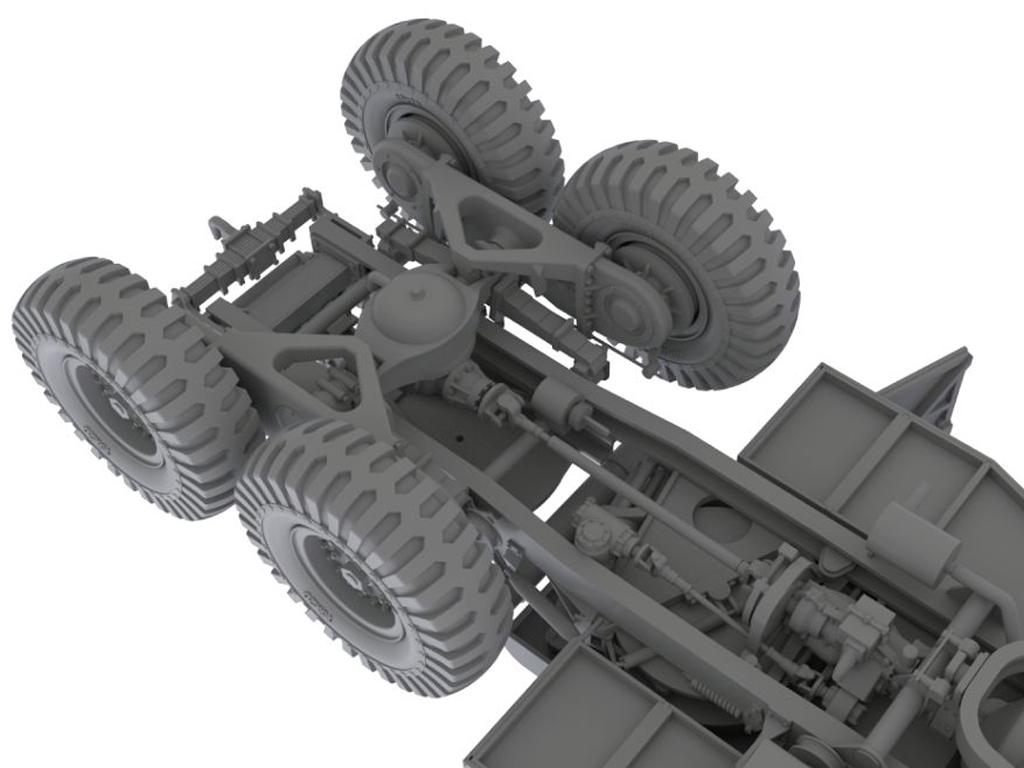Scammel Pioneer TRMU30/TRCU30  Tank Tran  (Vista 16)