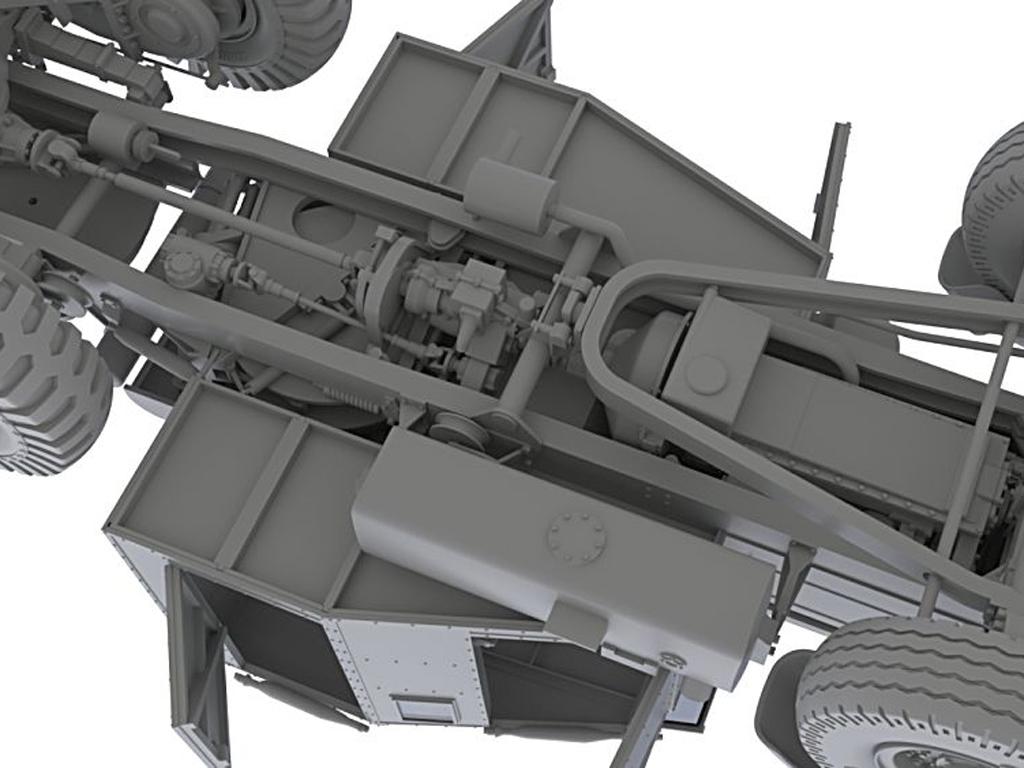 Scammel Pioneer TRMU30/TRCU30  Tank Tran  (Vista 17)