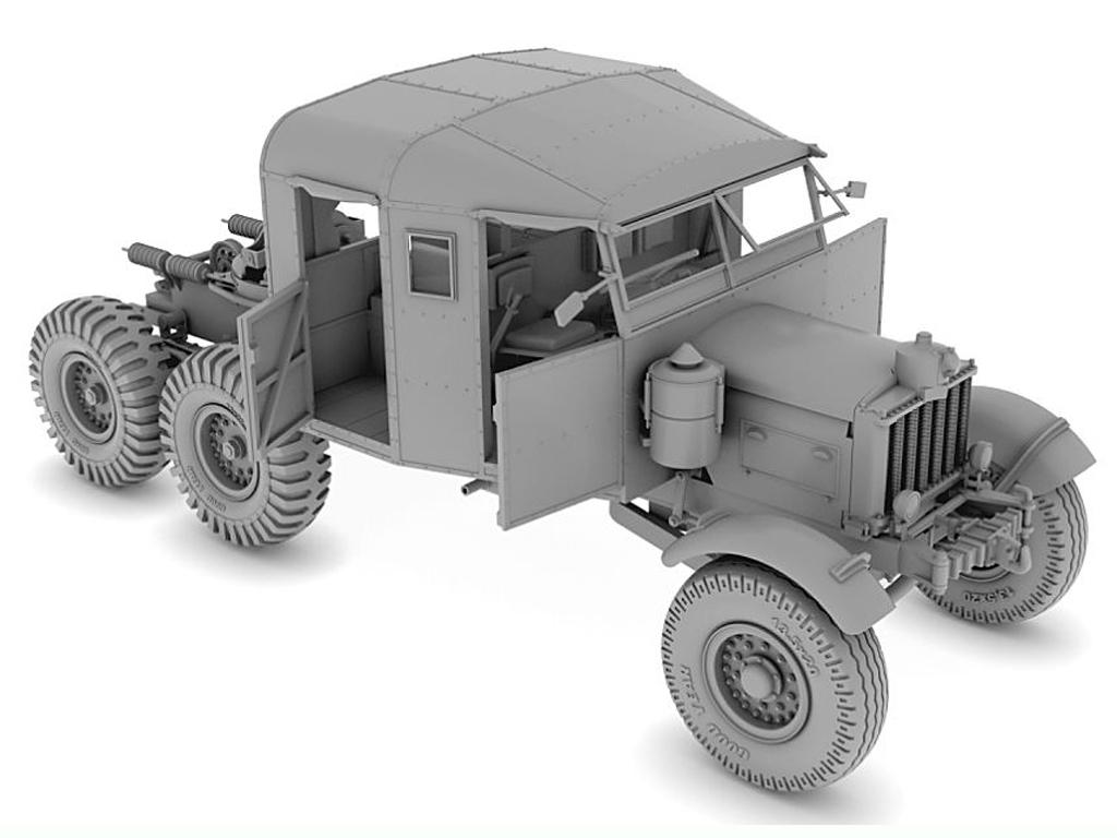 Scammel Pioneer TRMU30/TRCU30  Tank Tran  (Vista 2)