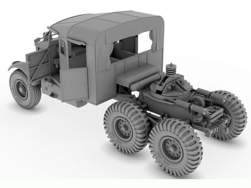Scammel Pioneer TRMU30/TRCU30  Tank Tran  (Vista 3)