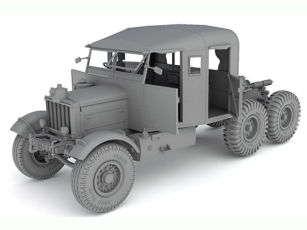 Scammel Pioneer TRMU30/TRCU30  Tank Tran  (Vista 4)