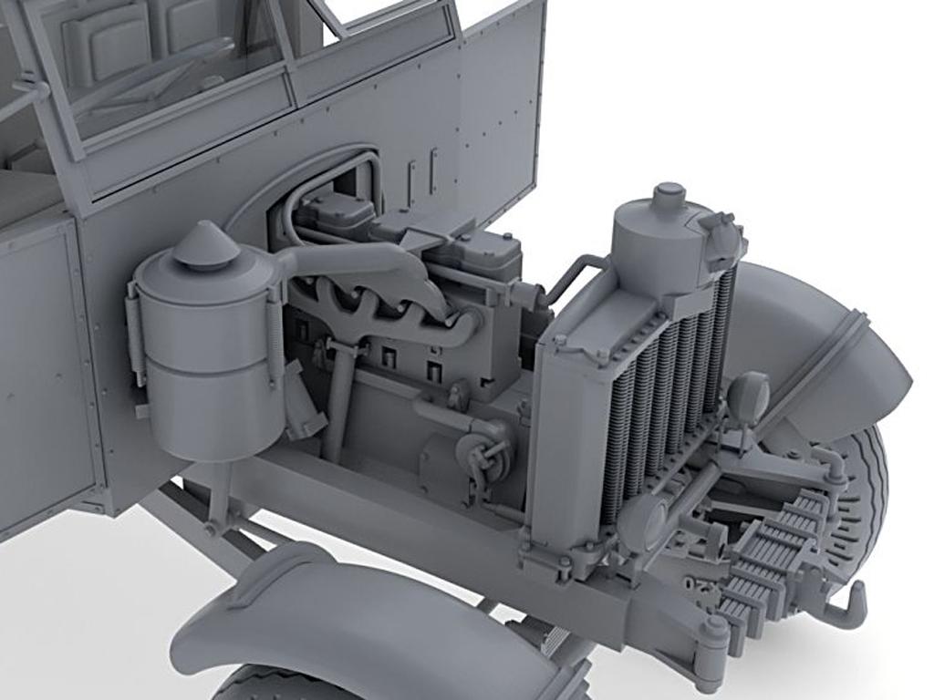 Scammel Pioneer TRMU30/TRCU30  Tank Tran  (Vista 6)