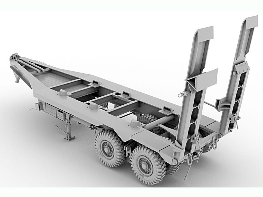 Scammel Pioneer TRMU30/TRCU30  Tank Tran  (Vista 7)
