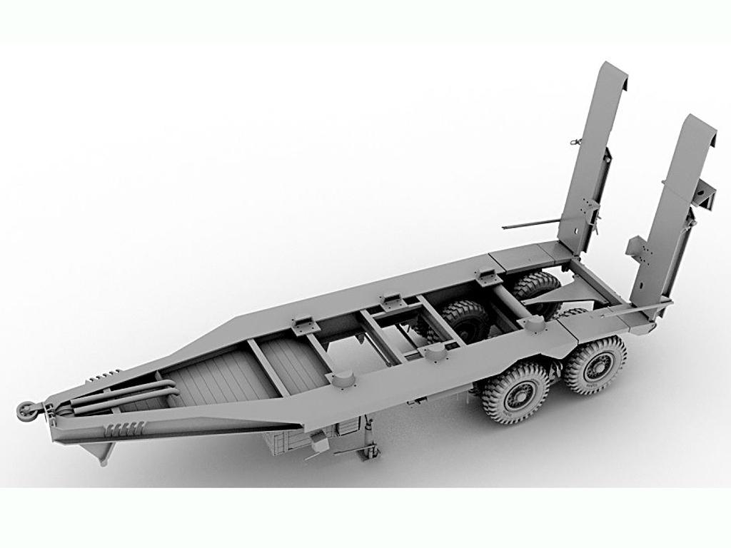 Scammel Pioneer TRMU30/TRCU30  Tank Tran  (Vista 8)