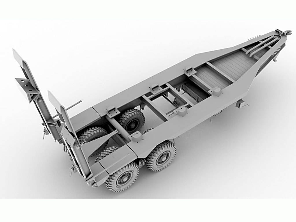 Scammel Pioneer TRMU30/TRCU30  Tank Tran  (Vista 9)